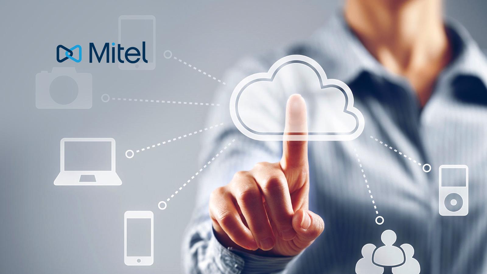 Mitel cloud